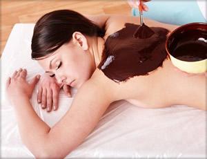 Peeling de xocolata
